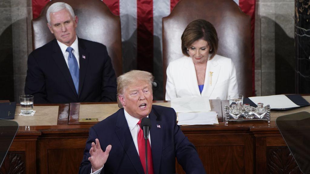 El senado absuelve hoy a Trump del impeachment