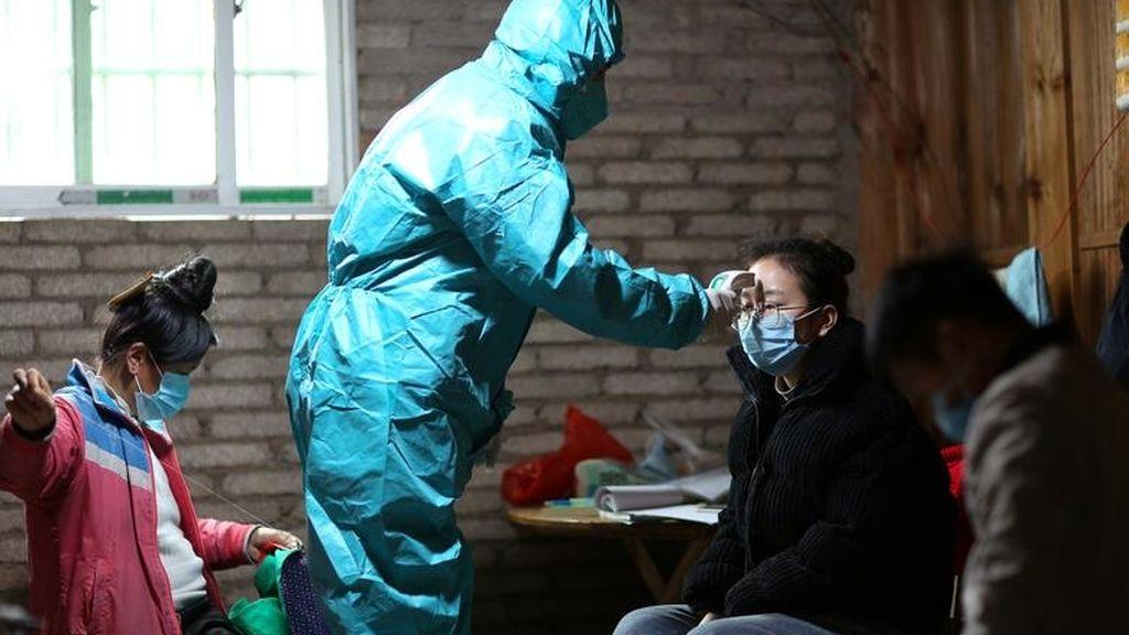 La batalla contra el coronavirus en imágenes