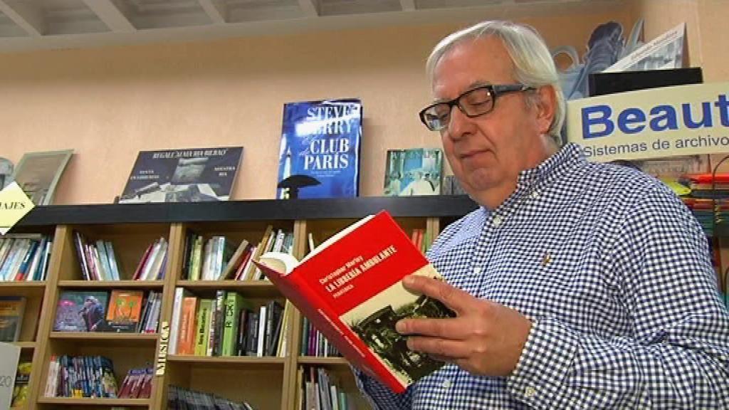 Los libreros recomiendan grandes historias: 'La librería ambulante'