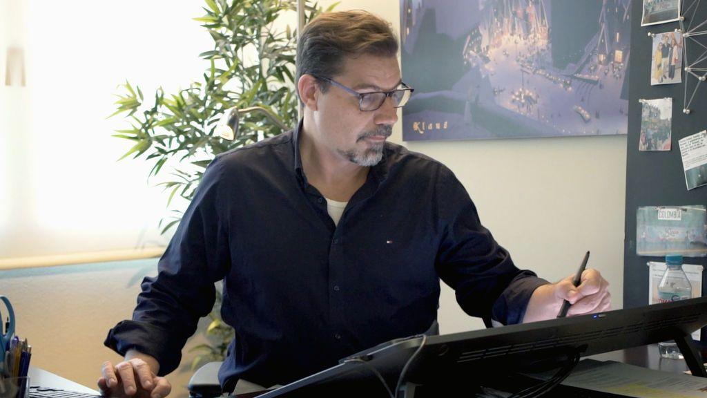 'Living la vida Uppers' con Sergio Pablos, creador de la película 'Klaus'
