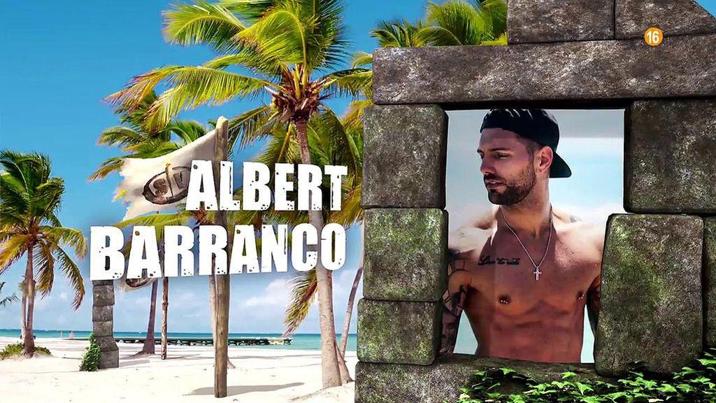 Albert Barranco, primer concursante confirmado de 'Supervivientes 2020'