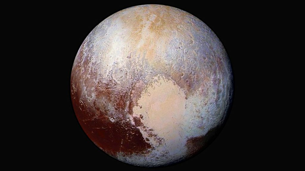 El corazón helado de Plutón: nuevo descubrimiento sobre su mancha más romántica