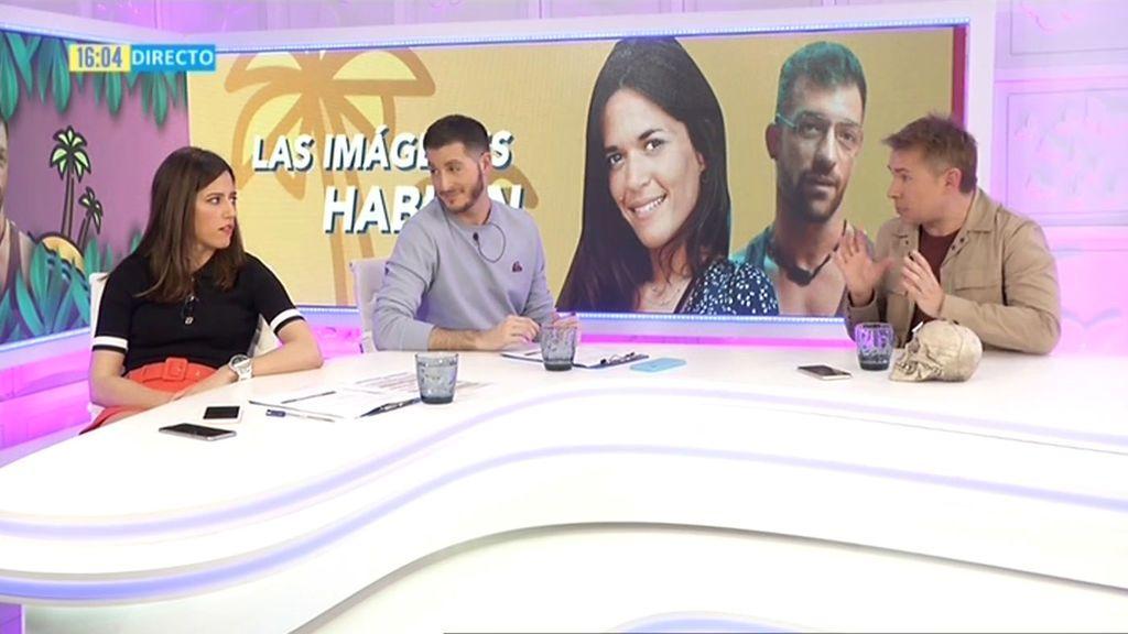 Fiama y Rubén: las imágenes hablan Cazamariposas 2020 Programa 338
