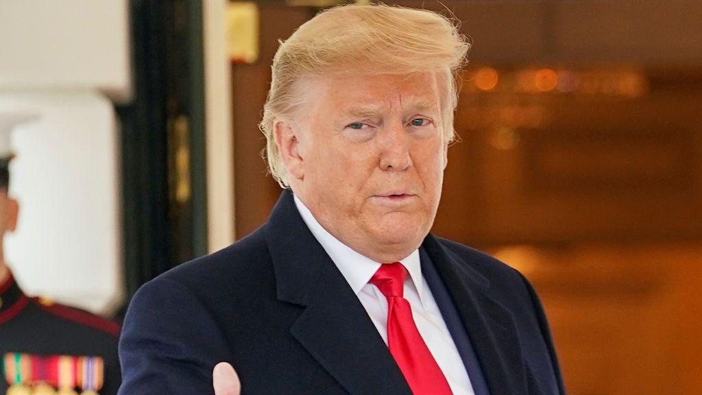 Trump más fuerte tras el juicio político