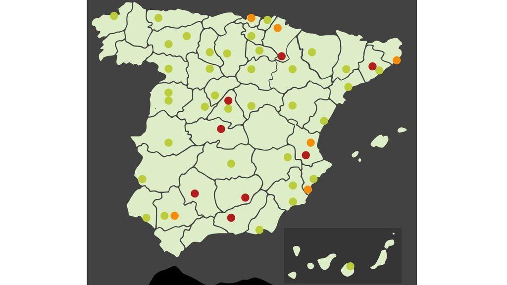 mapa alerta polen españa crupesaceas