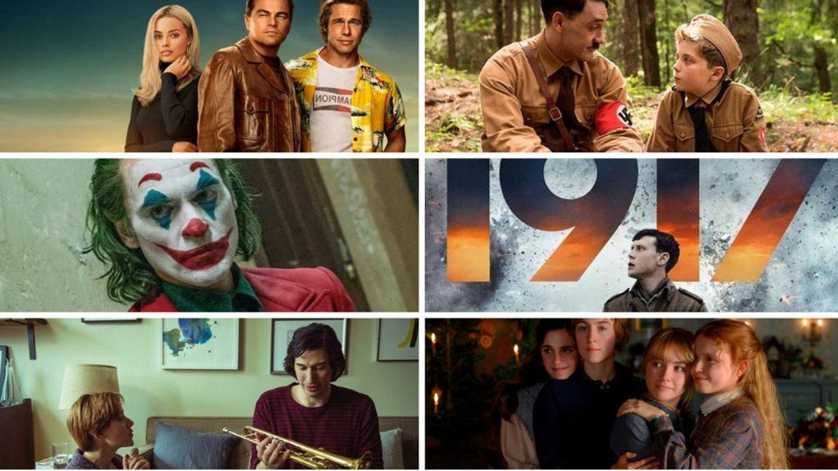 Llega la 92 edición de los Premios Oscar 2020: vota por tus nominados favoritos