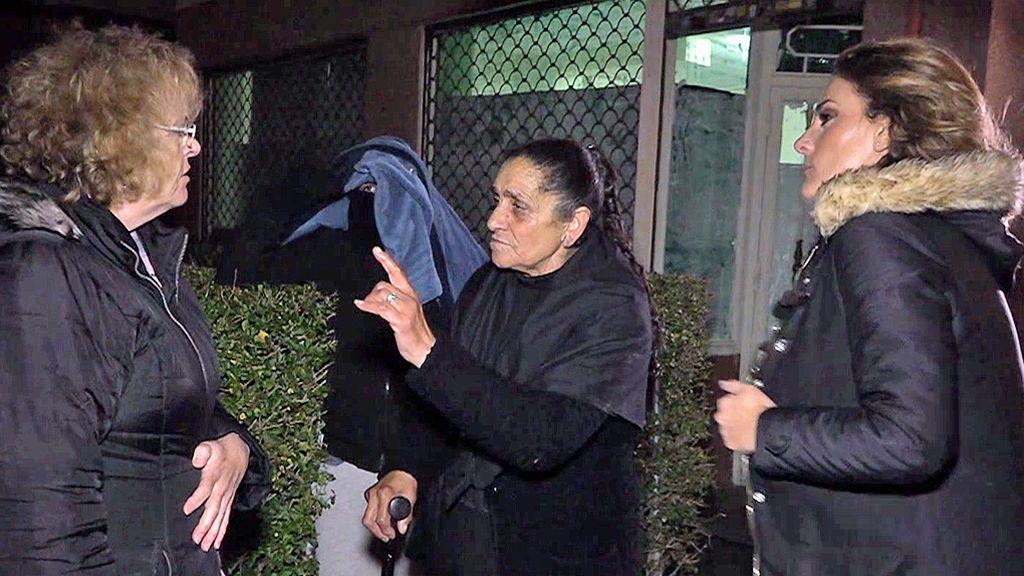 El enfrentamiento entre okupas y vecinos terminan con amenazas a 'El punto de mira'