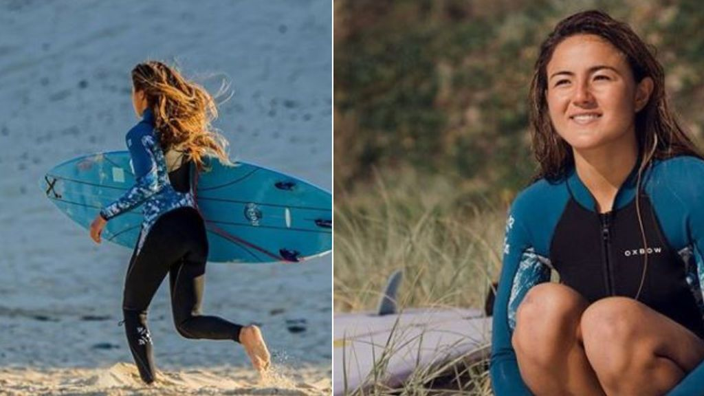 Fallece la surfista francesa Poeti Norac a los 24 años de edad por causas desconocidas