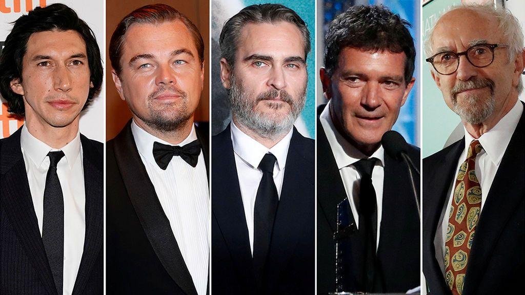 Nominados a mejor actor