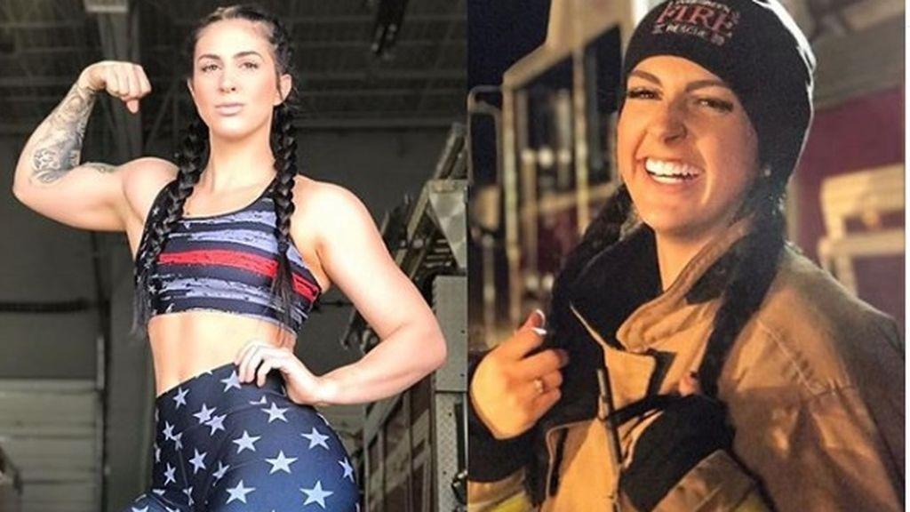 Una bombera denuncia que su despido fue discriminatorio por género: la echaron por sus fotos en Instagram