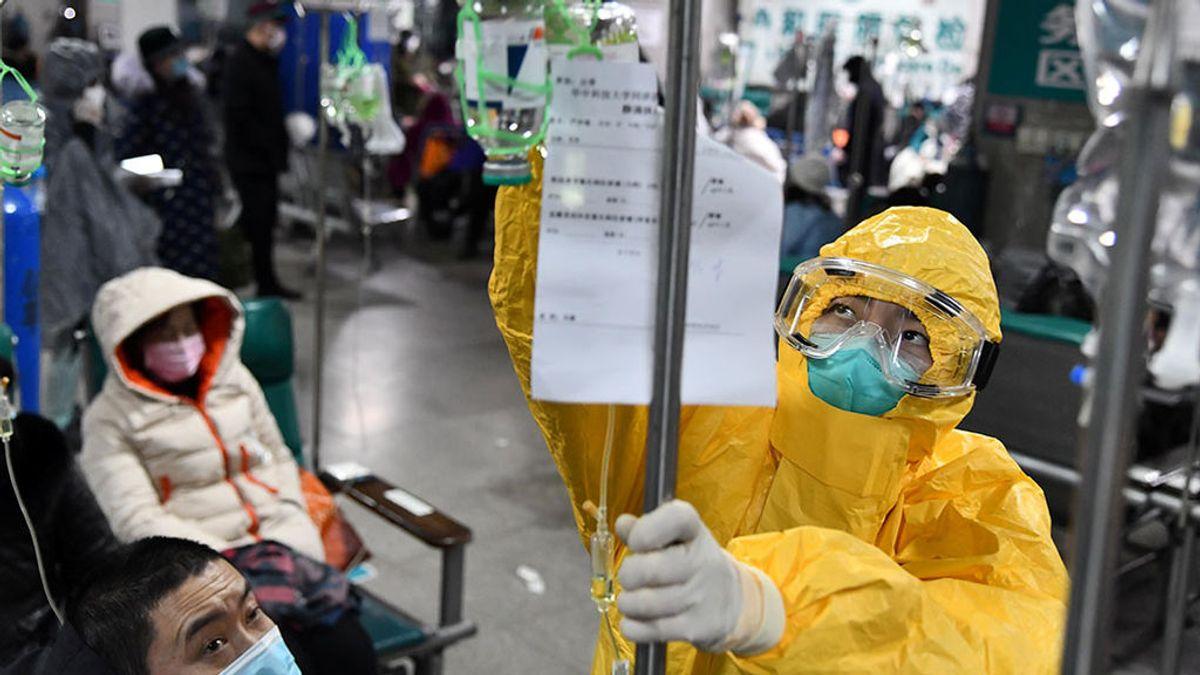 Coronavirus en China: 563 muertos y 28.018 infectados