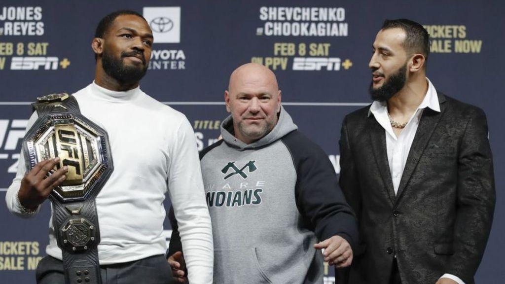 """El menosprecio de Jon 'Bones' Jones, el mejor luchador de la historia de la UFC, a su próximo rival: """"No sé ni quién eres"""""""