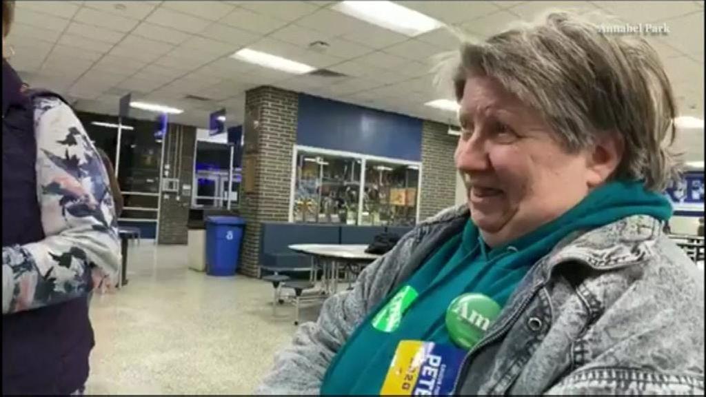 La votante de Buttigieg que cambió de idea al saber que es gay