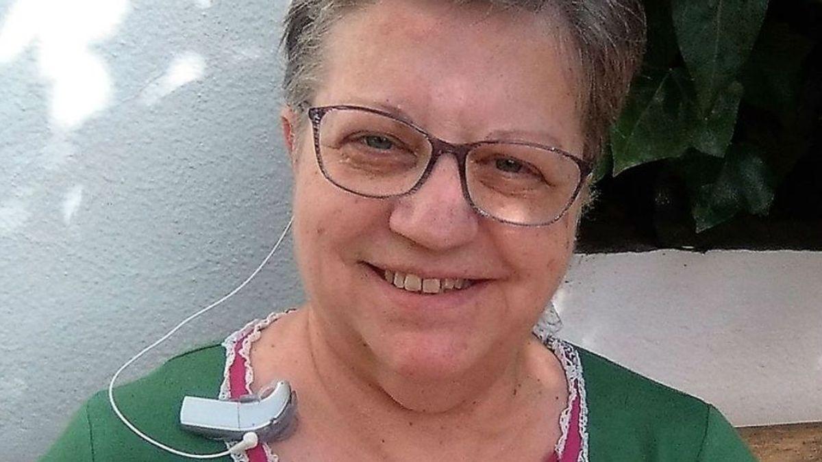 """María José, enferma de Ménière: """"Hay que inventarse una vida diferente de la que uno tenía, porque todo cambia"""""""