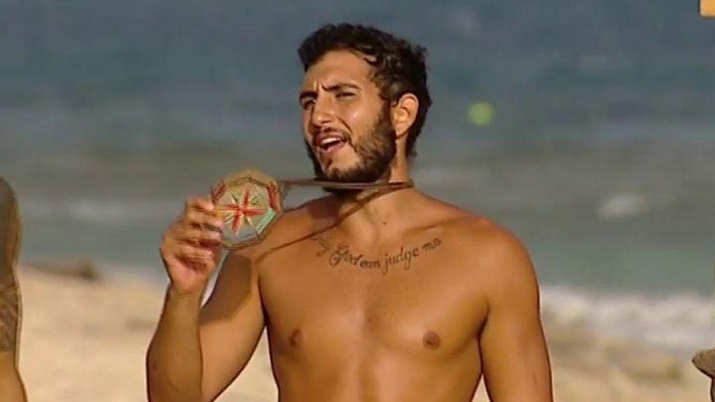 Omar Montes dice que no perdió la libido en 'Supervivientes'