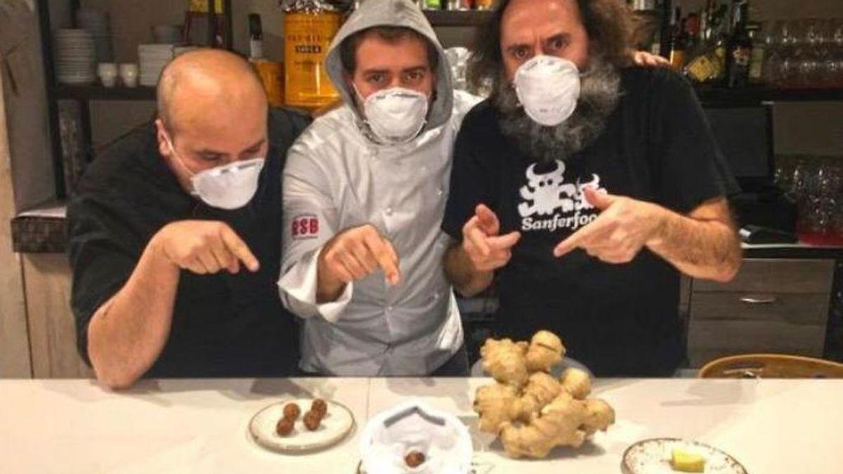 Alerta en Pamplona por el croquetavirus: un pincho para morir de placer
