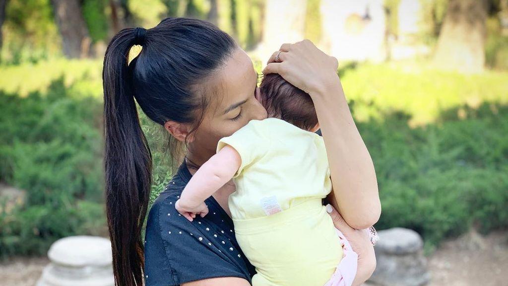 """Julia Nakamatsu muestra cómo ha crecido su hija Abril al cumplir un año: """"Te amor desde lo más profundo de mi ser"""""""