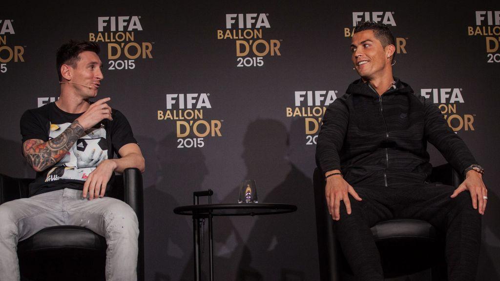 Cristiano y Messi, compañeros en la Juve: la última 'locura' en Italia tras el 'mosqueo' con Abidal