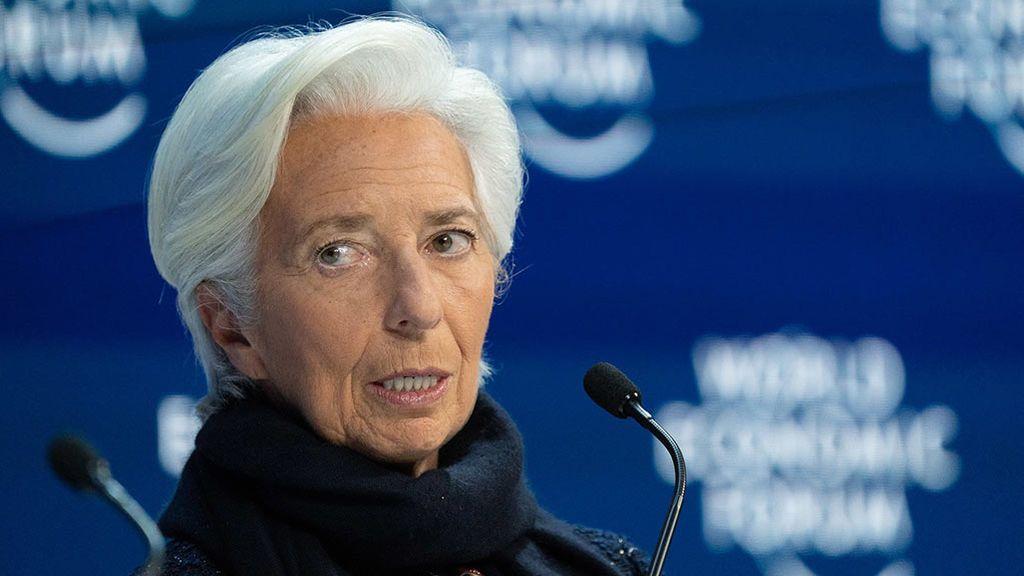 """Lagarde reconoce que el impacto económico del coronavirus es una nueva """"fuente de preocupación"""""""