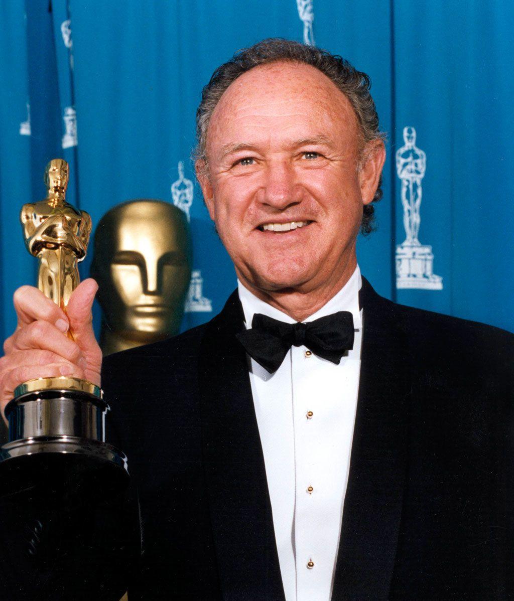 Gene Hackman, 1993