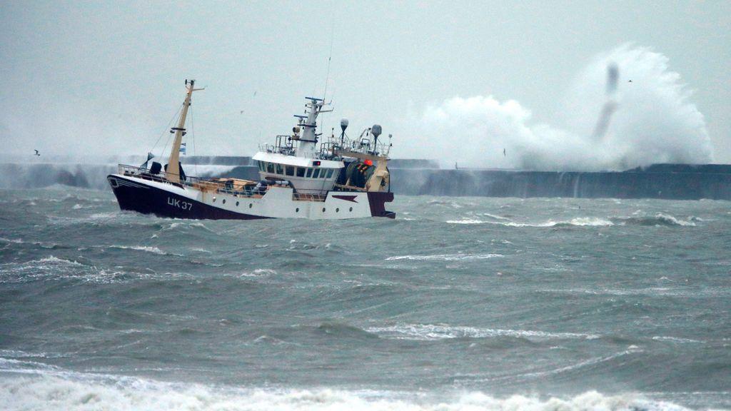 Marejada ciclónica: la borrasca Ciara coincidirá con la marea alta y hay riesgo de inundaciones