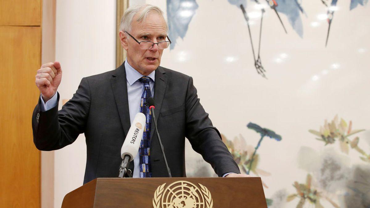 El relator de la ONU que compara zonas de España con campos de refugiados