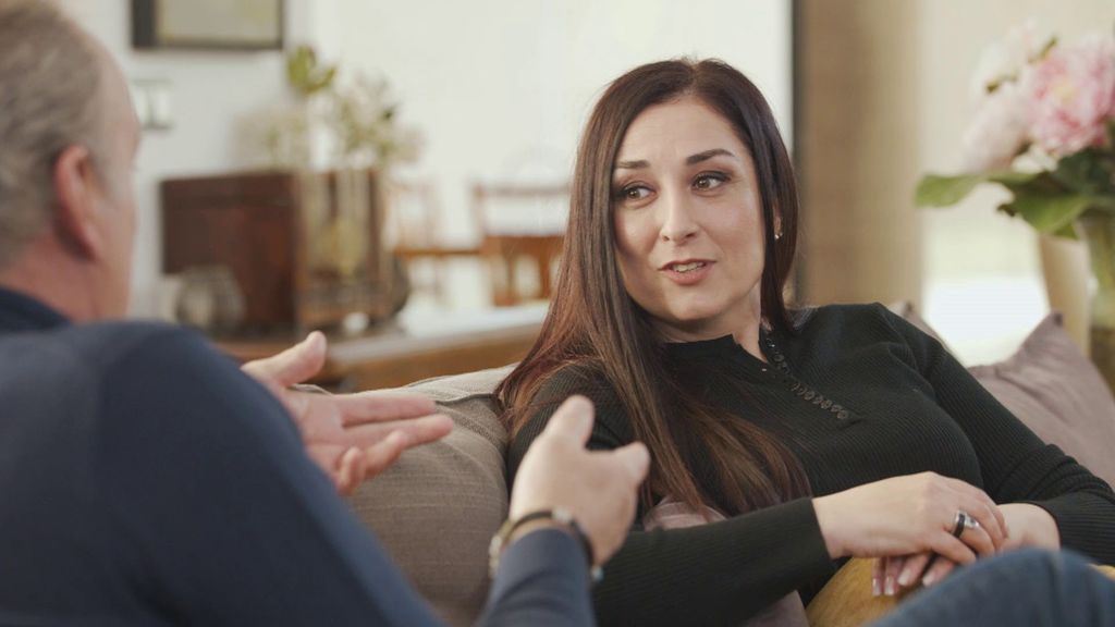 María Ángeles lamenta no haber sido madre