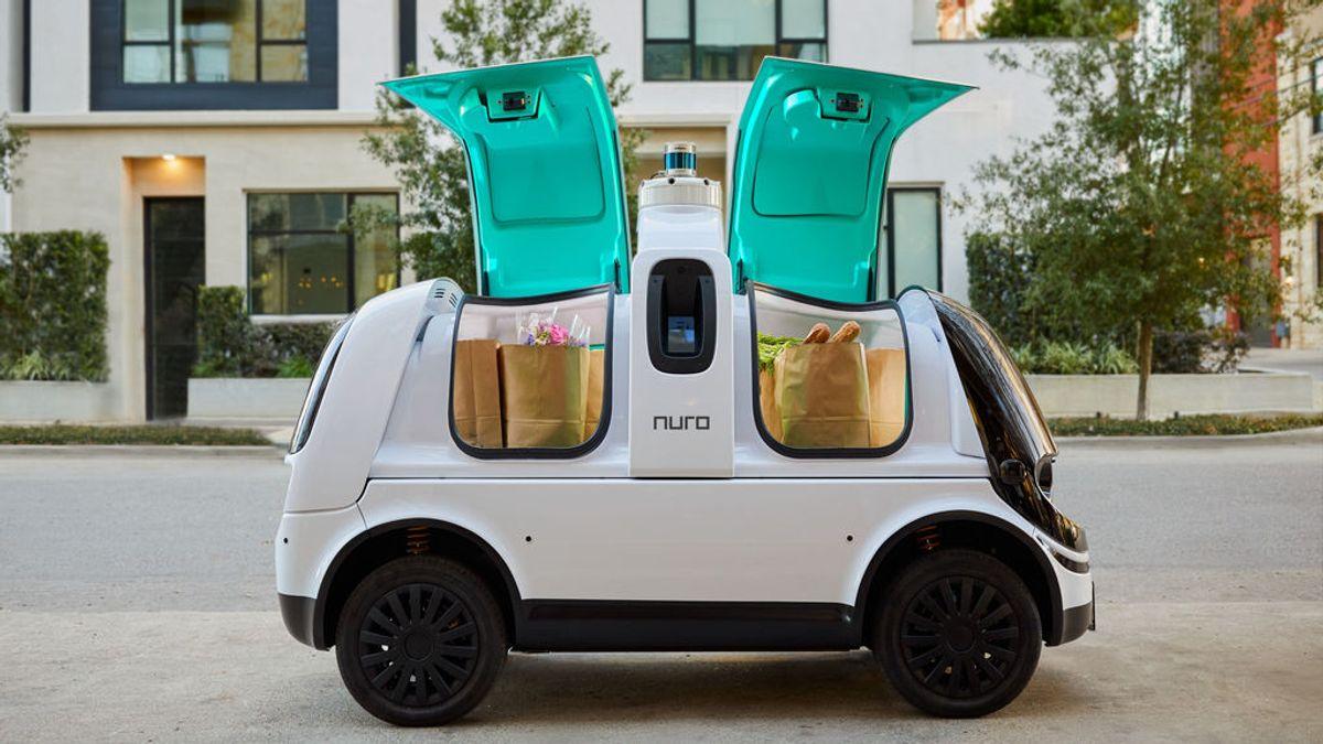 EE.UU da luz verde al primer vehículo de reparto sin conductor
