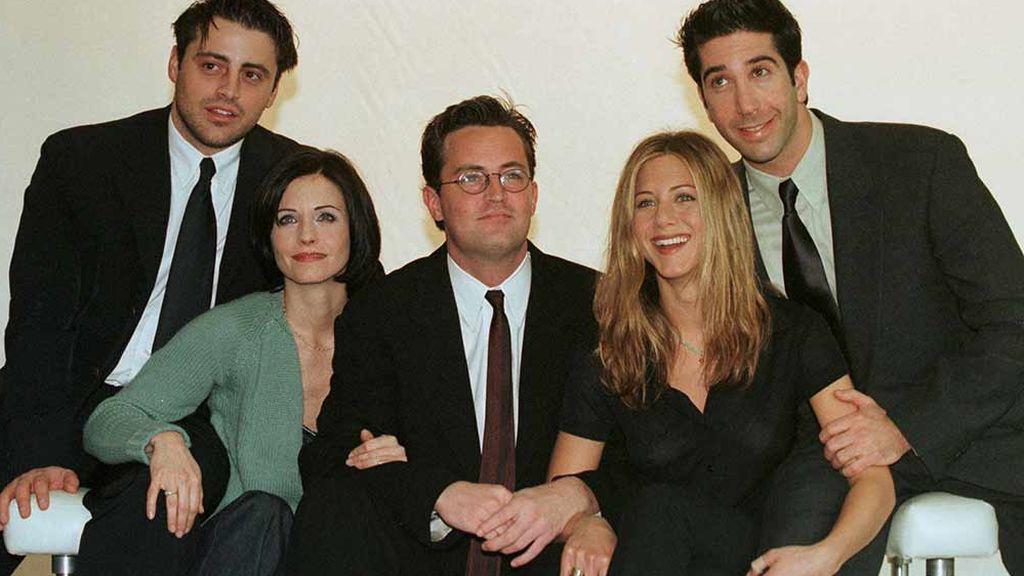 El reencuentro de 'Friends' será en primavera