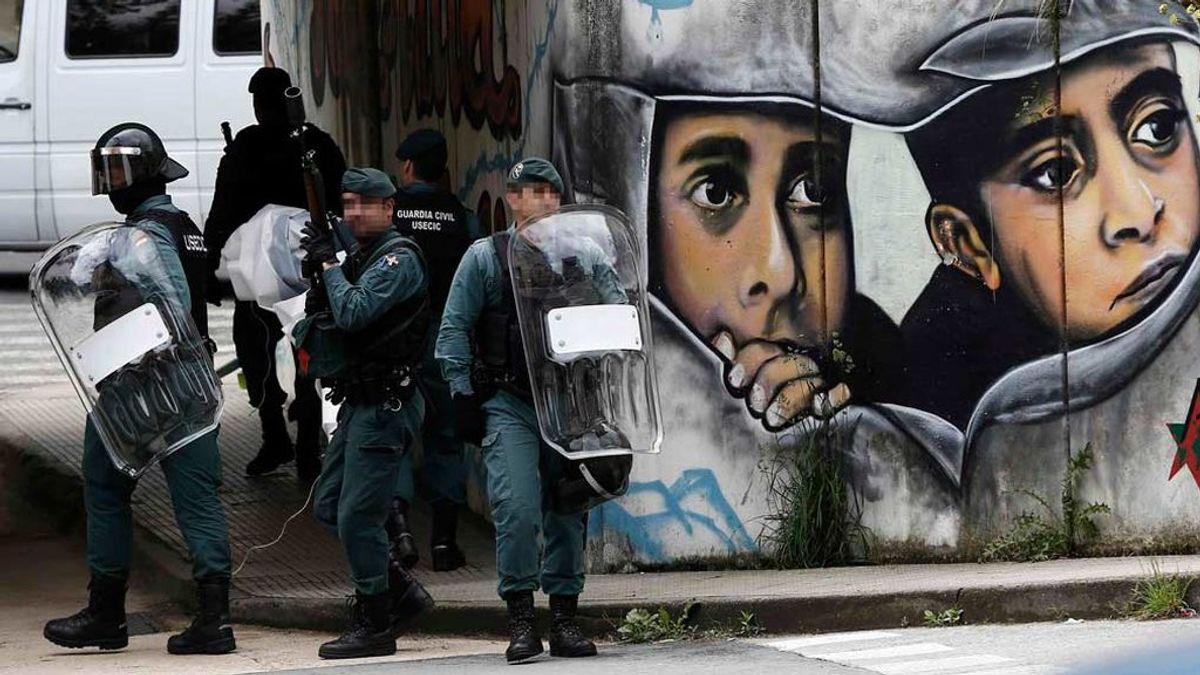 Dos guardias civiles heridos en Alsasua(Navarra) tras un enfrentamiento con radicales