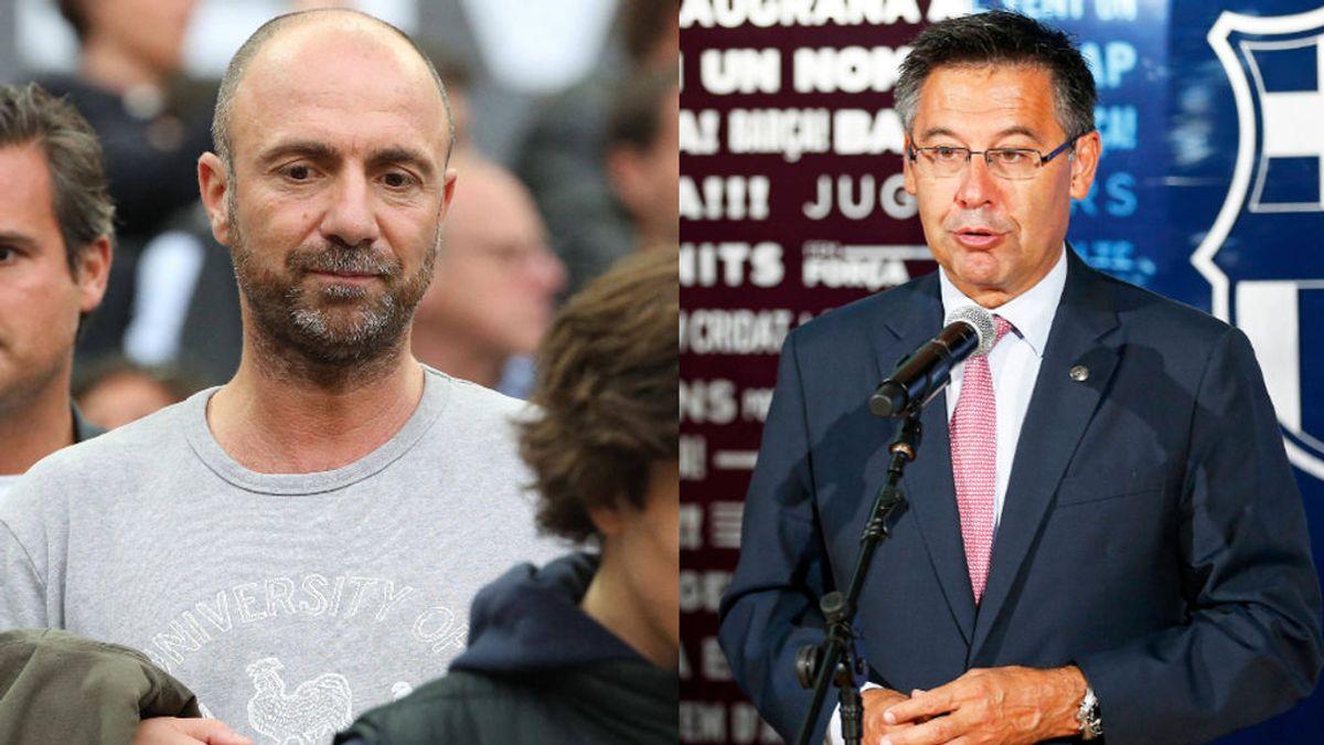 """La enésima 'rajada' de Dugarry con una nueva víctima: """"El Barça es un club de payasos, todo lo hace al revés"""""""