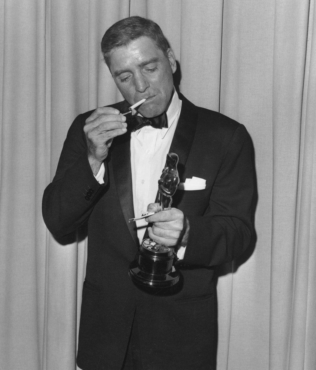 Burt Lancaster, 1961