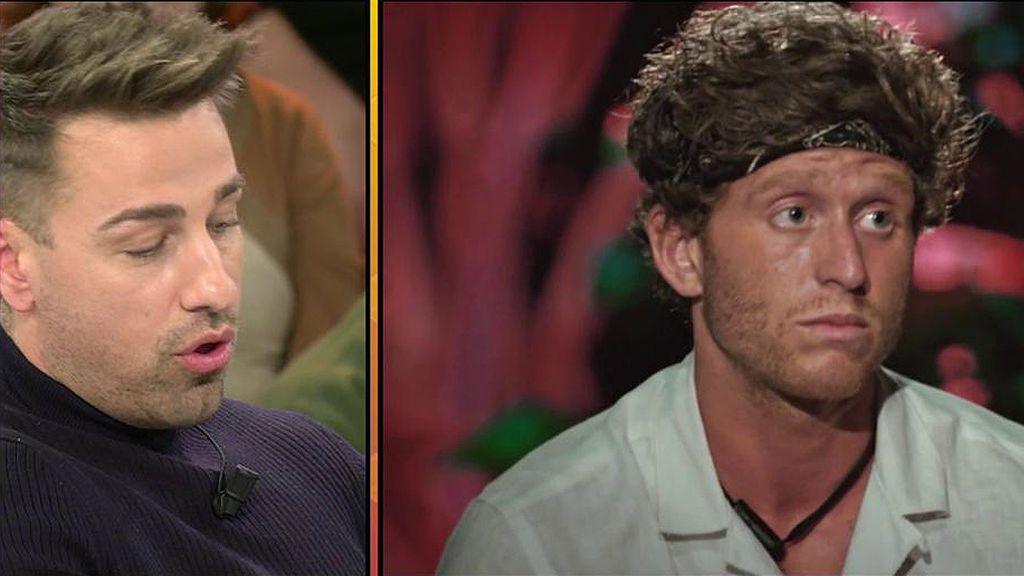 Rafa Mora explica el porqué de la actitud de Gonzalo en 'La isla de las tentaciones'
