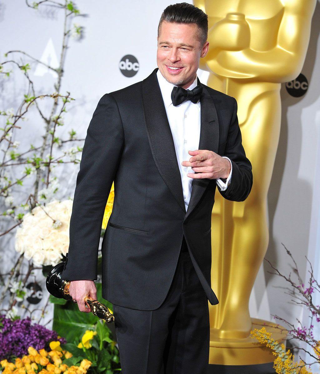 Brad Pitt, 2014