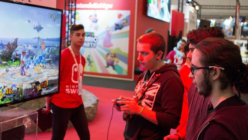 La epidemia de coronavirus retrasa la producción de la nueva Nintendo Switch en China
