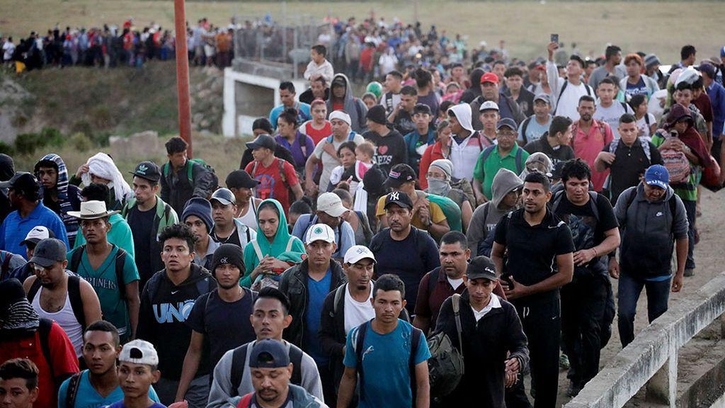 EE.UU. usa datos de localización de celulares para detectar a indocumentados y vigilar la frontera con México