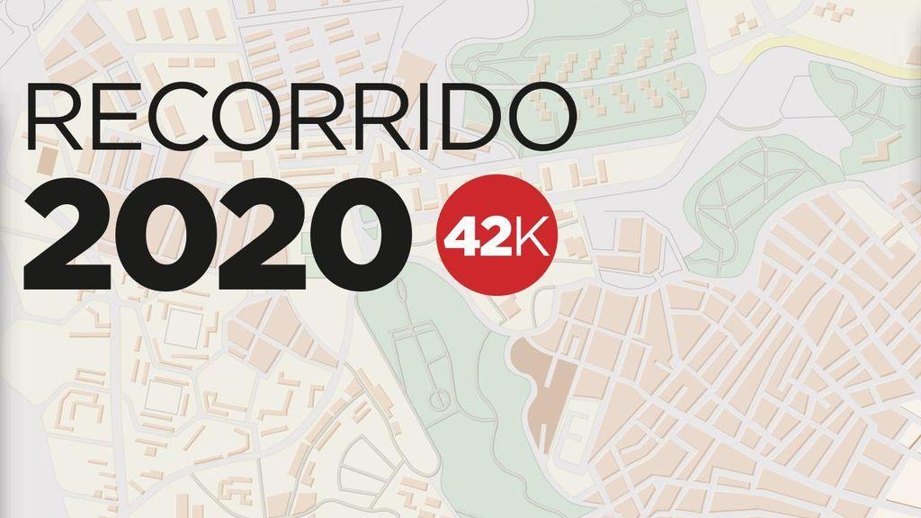 El recorrido de la categoría 42K (Maratón) del EDP Rock 'n' Roll Madrid ha sufrido un cambio