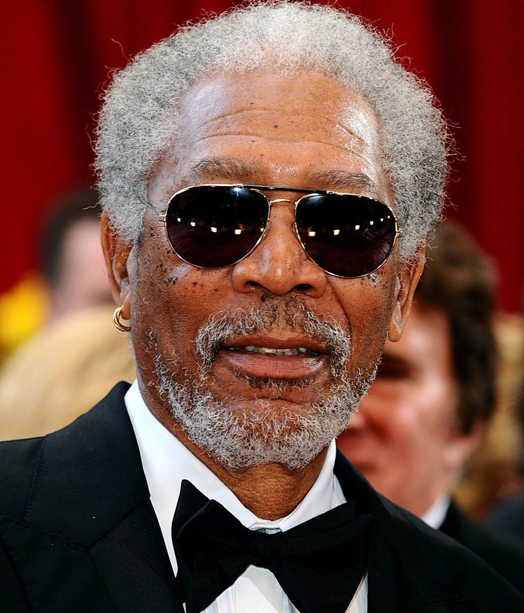 Morgan Freeman, 2010