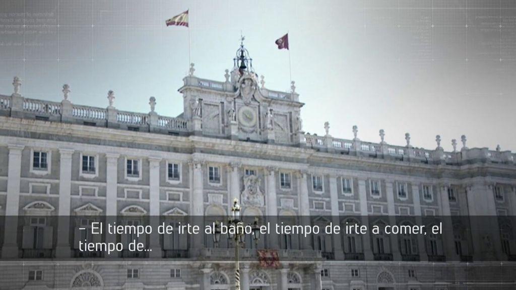 """Trabajadores discapacitados del Palacio Real, explotados: """"Trabajé dos meses sin contrato"""""""