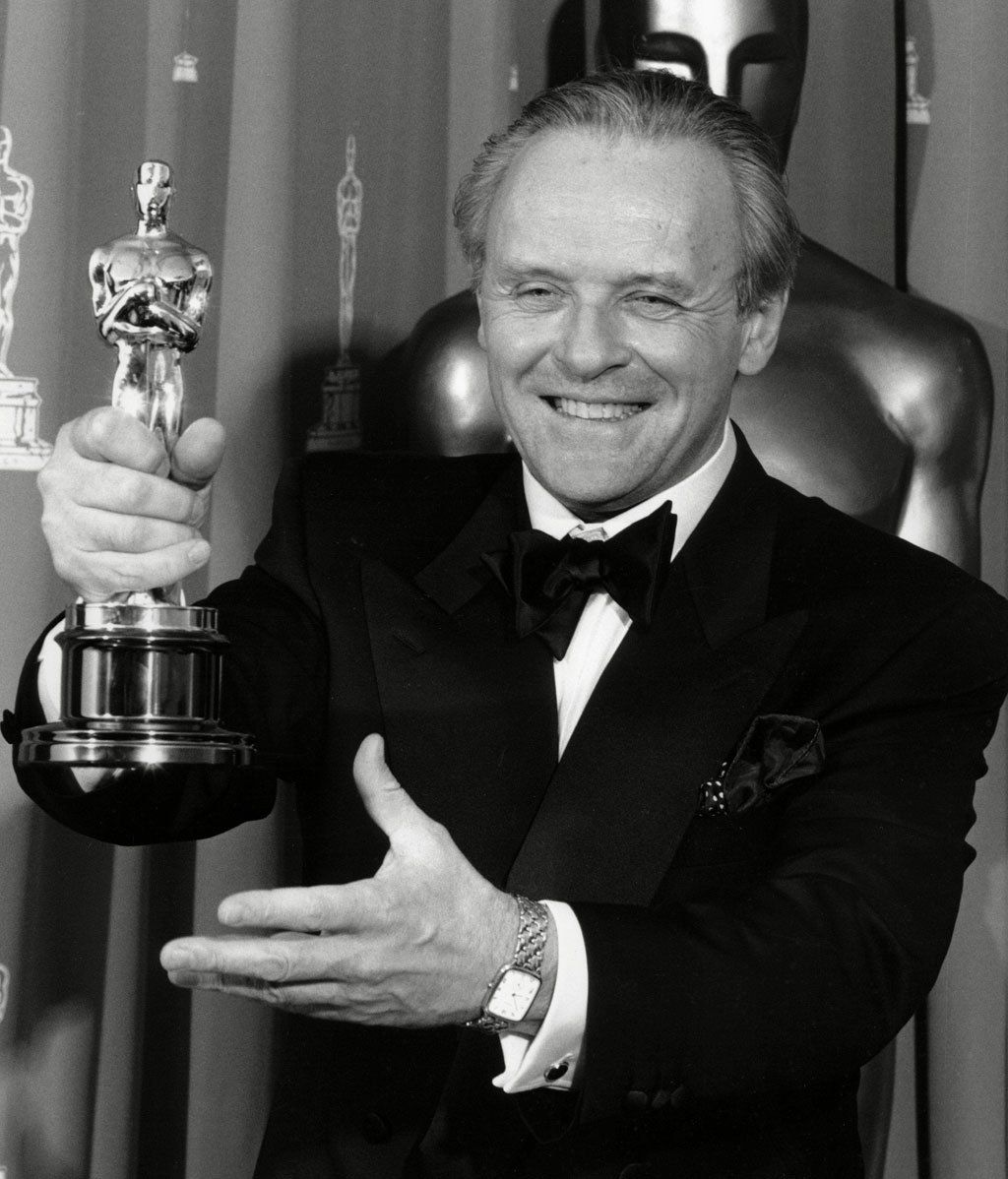 Anthony Hopkins, 1992