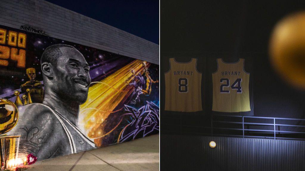El 24 del 2: la fecha elegida para el funeral de Kobe Bryant cargada de simbolismo