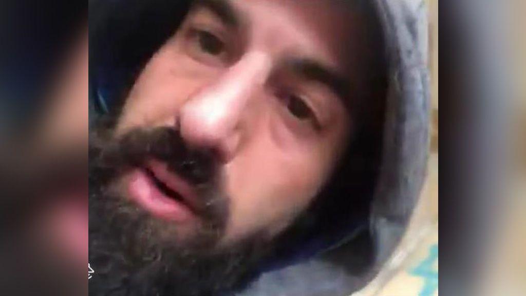 Hallan escondido en una vivienda de Villafranca a Jesús Alfaro Garrido, que se encontraba desaparecido