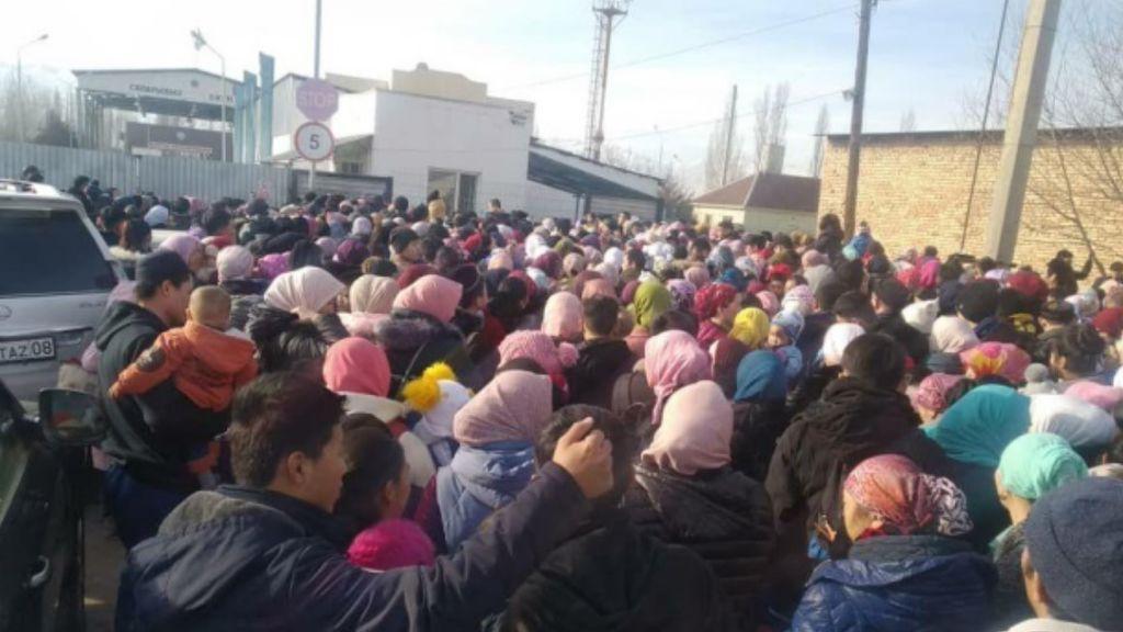 Una reyerta multitudinaria en Kazajistán acaba con ocho muertos, 40 heridos y medio centenar de detenidos