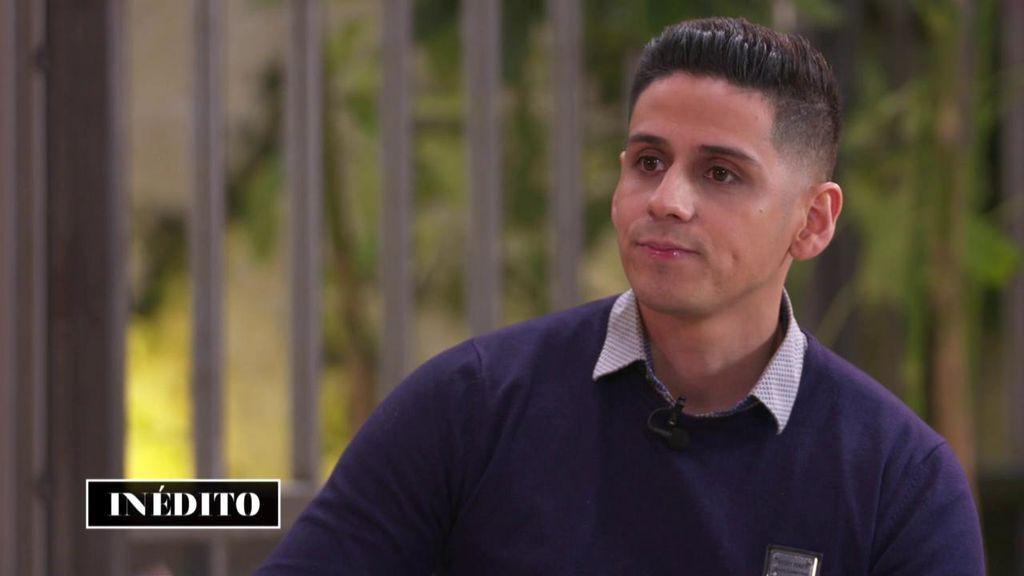 """Lo que no se vio de la entrevista a Christofer en televisión: """"Rubén ha hecho su papel y ya está"""""""