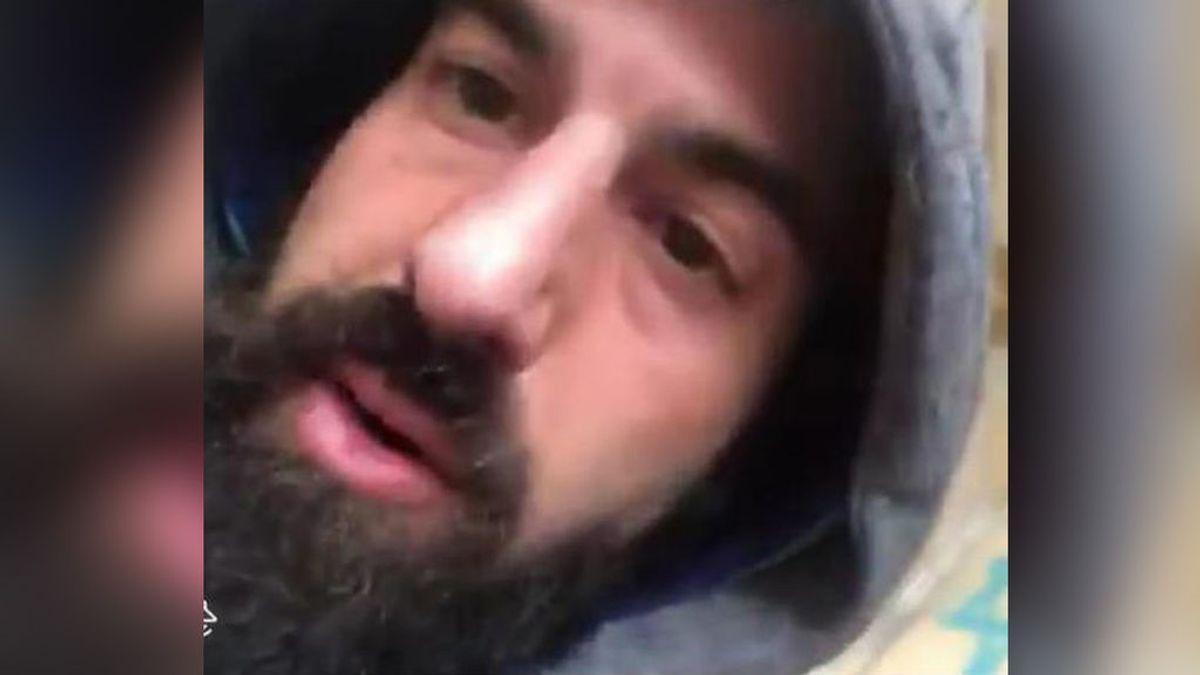 Buscan a Jesús Alfaro Garrido, un hombre de 38 años desaparecido en Navarra