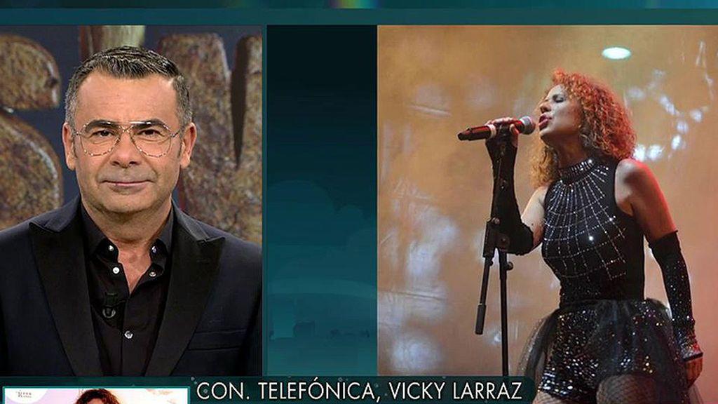 Vicky Larraz habla de sus miedos antes de 'Supervivientes 2020'