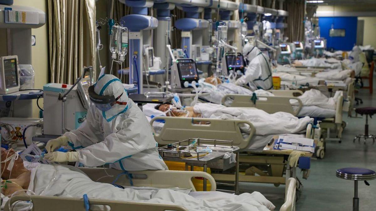 Muere en Wuhan un ciudadano estadounidense afectado por el coronavirus
