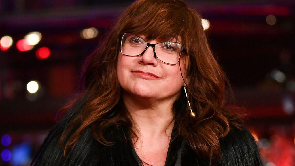 Isabel Coixet, en la première de 'Elisa y Marcela' en la 69ª edición de la Berlinale