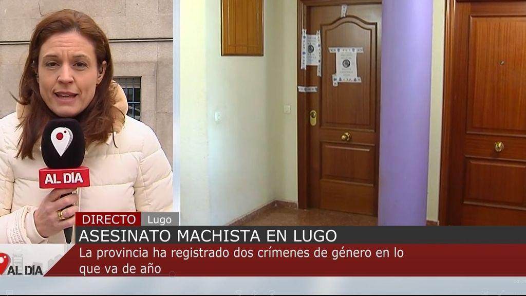 A la espera de pasar a disposición judicial el hombre acusado de asesinar a su pareja en Lugo