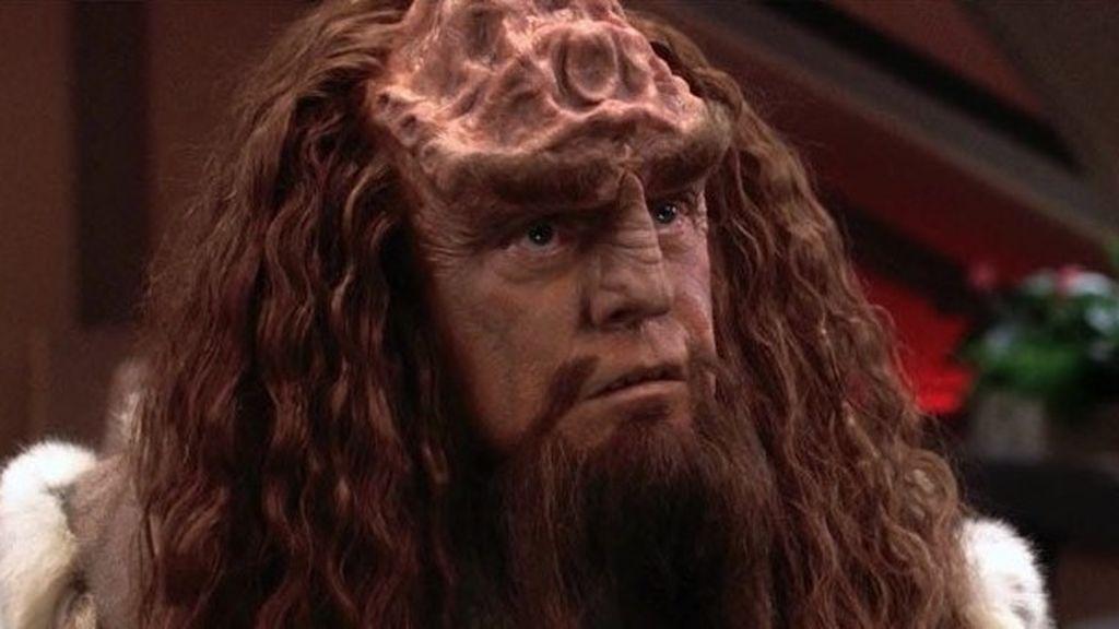Kevin Conway, en Star Trek